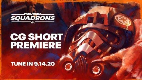 Un court métrage original pour Star Wars : Squadrons