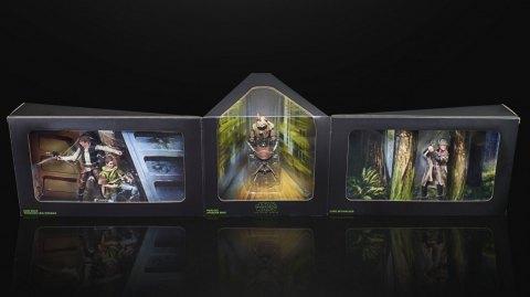 Packaging Révélé du Black Series Heroes of Endor