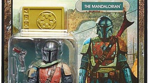 Hasbro lance une nouvelle gamme de figurines Black Series Mandalorian