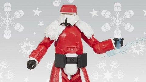 Hasbro dévoile ses figurines Black Series de Noël !