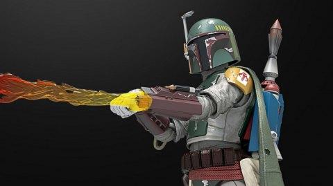 Hasbro dévoile ses figurines Star Wars Black Series pour 2021