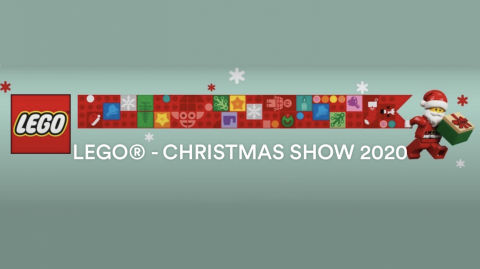 Christmas Show LEGO Star Wars