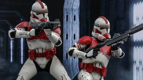 Hot Toys présente son Clonetrooper garde de Coruscant