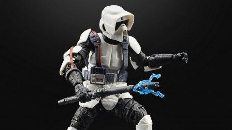 HASBRO dévoile sa figurine du Scout Trooper de Jedi Fallen Order