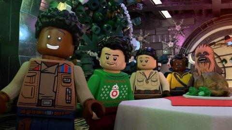 Un poster et des infos pour le nouveau Star Wars Holiday Special Lego