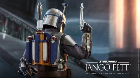 Pré-commande Hot Toys Jango Fett (MMS589) Attack of the Clones