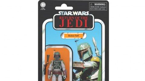 Pré-commande de Boba Fett Hasbro Vintage Collection (Retour du Jedi)