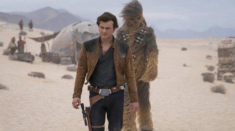 Alden Ehrenreich aimerait retrouver le costume de Han Solo