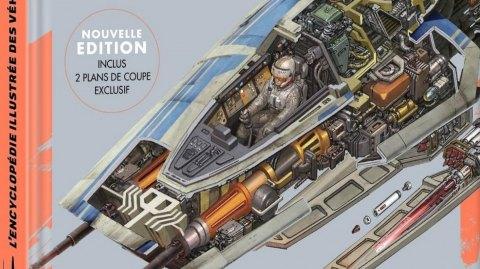 Sortie de Star Wars l'encyclopédie illustrée des véhicules