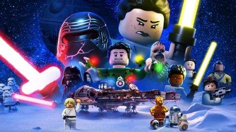 Un trailer et une affiche pour le prochain Star Wars Holiday Special