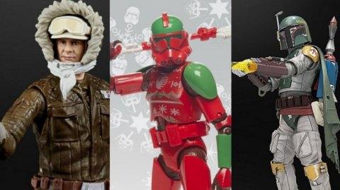 Questions / Réponses avec Hasbro sur les figurines SW Black Series