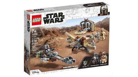 LEGO Star Wars Trouble on Tatooine (Set #75299) révélé