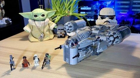 Découvrons le vaisseau Lego Razor Crest The Mandalorian