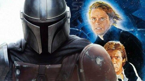 Comment The Mandalorian fait le lien avec la dernière trilogie SW