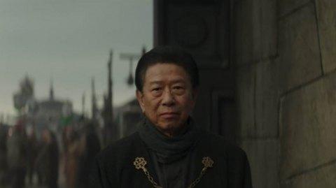 La Disney Legend Wing T. Chao s'offre un caméo dans Mandalorian