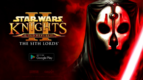 Star Wars - Knights of the Old Republic II arrive sur iOS et Android