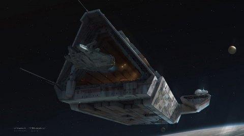 Découvrez les nouveaux vaisseaux de Star Wars : La Haute République
