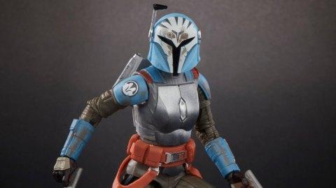 Hasbro annonce de nouvelles figurines Star Wars Black Series !
