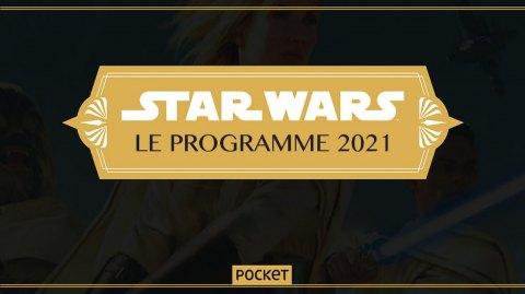 Pocket : Le programme des parutions Star Wars du 1er semestre 2021