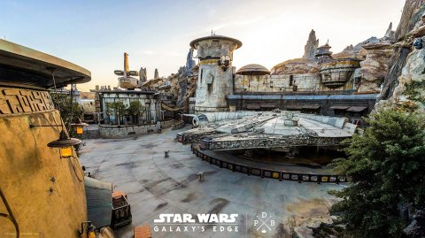 The Mandalorian pourrait débarquer dans le Galaxy's Edge de Disneyland
