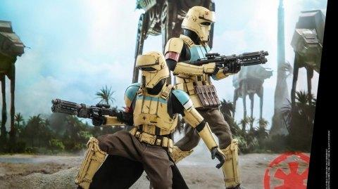 Hot Toys annonce ses Shoretrooper, simple soldat et Squad Leader