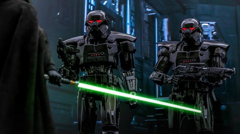 Les terrifiants Dark Troopers débarquent chez Hot Toys
