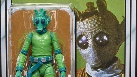 Nouvelles figurines Star Wars Black Series retros chez Hasbro
