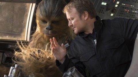 La trilogie Star Wars de Rian Johnson est toujours d'actualité