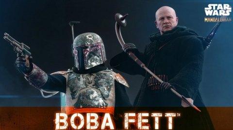 Boba Fett version The Mandalorian arrive chez Hot Toys