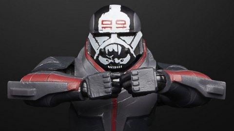 WRECKER de la Bad Batch arrive en figurine Black Series Hasbro