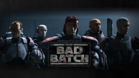 Star Wars - The Bad Batch arrive le 04 mai sur Disney + !