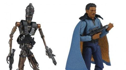 IG-11 et Lando arrivent dans la Gamme Vintage Collection Hasbro