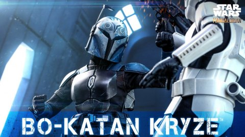 Découvrez en détail la version Hot Toys de Bo-Katan Kryze