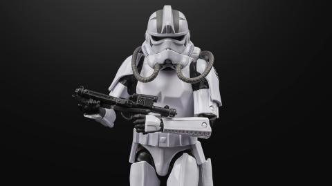 Hasbro Pulse dévoile l'Imperial Rocket Trooper version Black Series