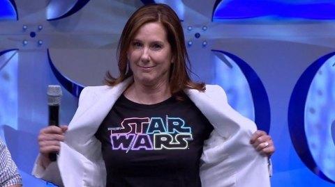 Kathleen Kennedy n'est pas près de quitter Lucasfilm