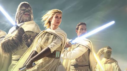 Sortie du roman La Lumière des Jedi chez Pocket !