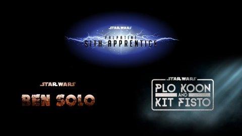 MAJ : 1er AVRIL  3 nouvelles séries Star Wars pour Disney +