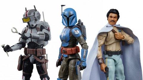 Hasbro dévoile les nouvelles figurines Star Wars Black Series