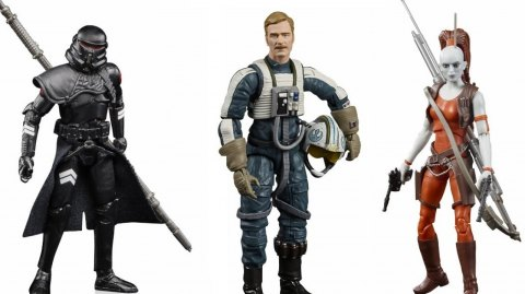 Entretien avec Hasbro sur les nouvelles figurines Star Wars