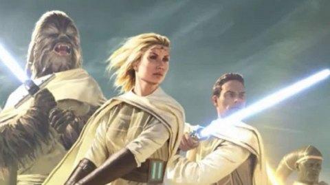Review :  La Lumière des Jedi, chez Pocket