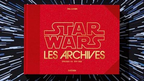 Star Wars Les Archives Volume 2  disponible chez Taschen