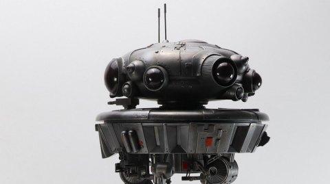 Le Droïde sonde impérial à l'honneur chez Attakus
