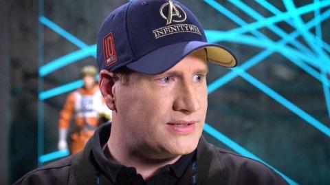 Kevin Feige ne souhaite pas s'impliquer dans Lucasfilm