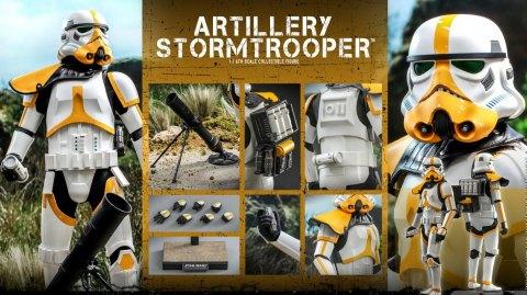 Hot Toys dévoile sa version de l'Artillery Stormtrooper