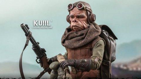 Kuiil et Kuiil avec Blurrg disponibles à la précommande chez Hot Toys
