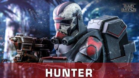 Hunter de The Bad Batch disponible à la précommande chez Hot Toys