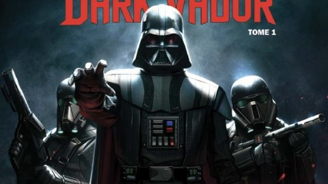 Review : Dark Vador Tome 1 : Le Coeur Sombre des Sith chez Panini