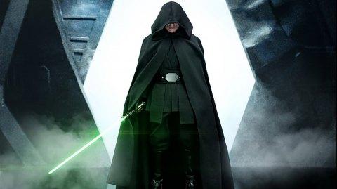 Hot Toys dévoile son Luke Skywalker version The Mandalorian