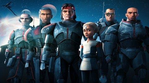 Star Wars : The Bad Batch sera de retour en 2022 pour une saison 2