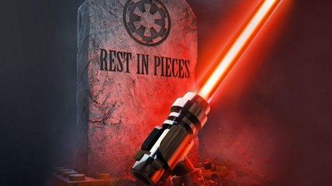 Un épisode spécial : LEGO Star Wars Terrifying Tales pour Halloween !